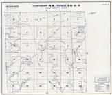 Township 14 N., Range 5 W., Bucks Knob, Doty Hills, Lewis County 1960c